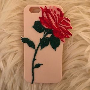 NWT Ban.do 6/6s silicone Iphone case